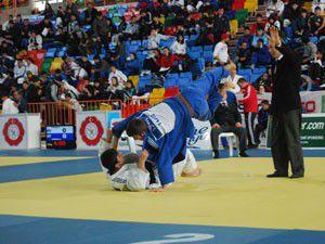 Gençler Türkiye Judo Şampiyonası Konyada başladı