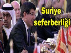 Dünyaya Suriye çağrısı