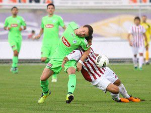 Konyasporun Kartal maçı kadrosu