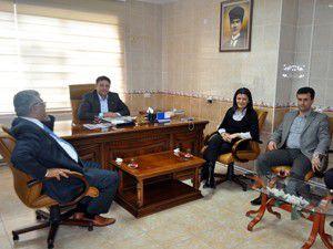 AK Parti Konya milletvekilleri Cihanbeylide