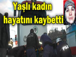Konyada tramvay kazası: 1 ölü