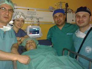 Beyhekim Devlet Hastanesinde bir ilk