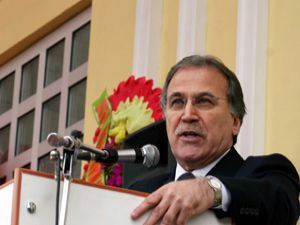 Adalet Bakanı Konyada