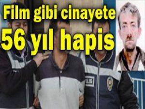 Konyada iki katile 56 yıl hapis