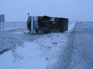 Konyada üç ayrı kaza: 1 ölü, 9 yaralı