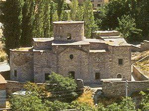Aya Eleni Kilisesi restore ediliyor