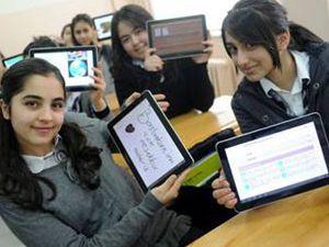Öğrencilerin Çetinsayadan laptop isteği