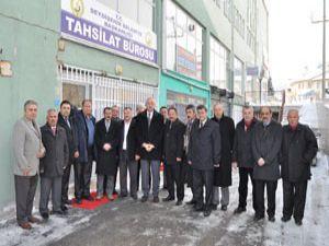 Seydişehire ilk kez tahsilat bürosu açıldı