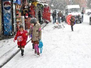Kar ve tipi eğitimi olumsuz etkiliyor