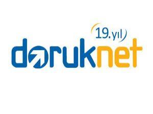 Doruknet çalışanlarına ödül verdi