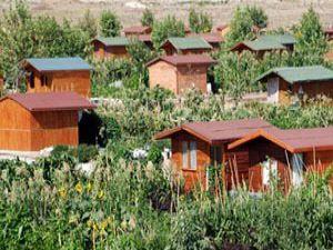 Konya Büyükşehirden yeni huzur bahçeleri