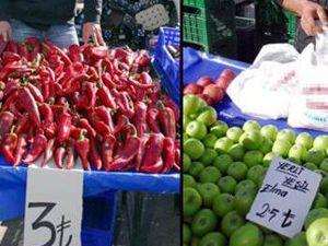 Türk Lirasının yeni simgesi pazara indi