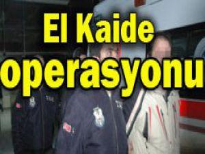 El Kaide operasyonunda 3 tutuklama