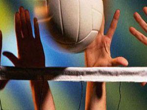 Okullar arası Voleybol maçları Konyada