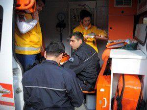 Ankara güne patlamayla uyandı