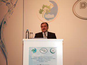 Eroğlu: Su güvenliği için birlikte çalışmalıyız