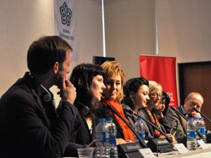 Dünyaca ünlü İngiliz yazarlar Konyada