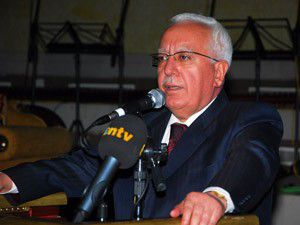 Tahir hoca için anma gecesi düzenlendi
