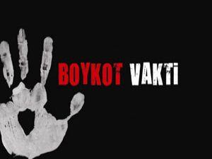 Sanayi Bakanından boykot çağrısı