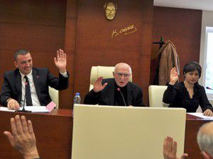 Aliağa Belediye Meclisi toplandı
