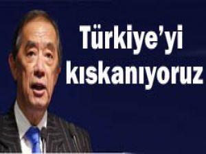 Borsa Başkanından Türkiyeye övgü