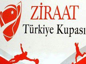 Ziraat Türkiye Kupası eşleşmeleri yapıldı