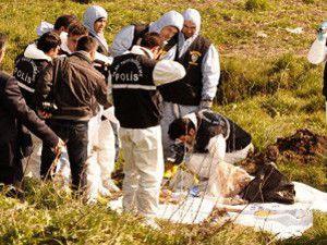 İstanbuldaki kazılarda patlayıcı bulundu