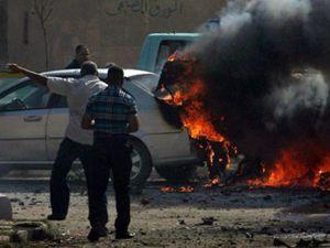 Irakta kanlı saldırı:10 ölü