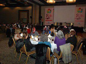 Karatay Belediyesi kadınlar gününü kutladı