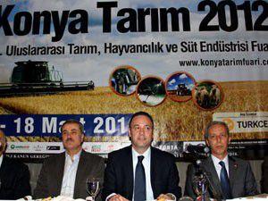 Konyada büyük tarım ve hayvancılık fuarı açılıyor