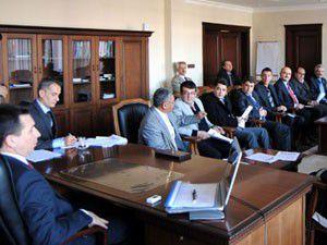 Kuluda MEVKA bilgilendirme toplantısı yapıldı