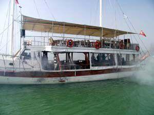 Beyşehir Gölünde yat turu başlıyor