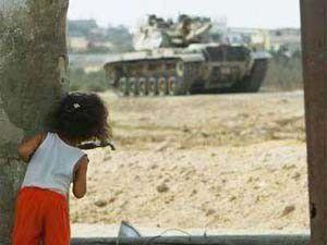 İsrail Gazzeye hava saldırısı düzenledi