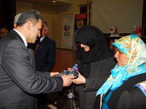 Toplumda kadın algısı semineri yapıldı