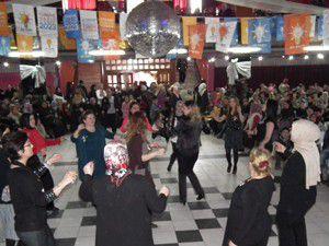 Akşehirde AK Partili kadınlar bir araya geldi
