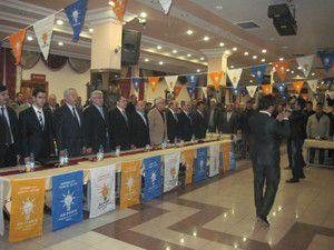 Ereğli AK Parti 27. Danışma Meclisi toplandı