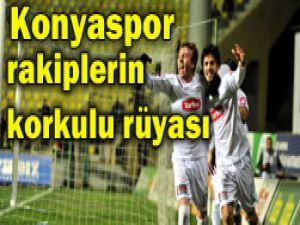 Konyaspor, 3 puanı tek golle aldı