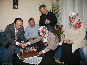 Altaydan doğum günü sürprizi