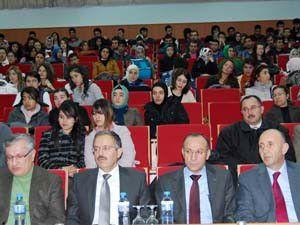 KMÜde Akifi anma paneli düzenlendi