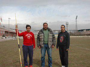 Konyalı Milli Atletler Avrupa yolunda