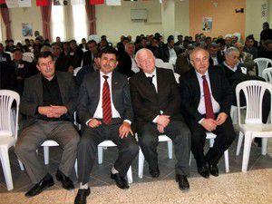 CHP Karapınar İlçe kongresi gerçekleştirildi.