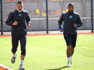 Konyaspor Ç. Rizespor maçı hazırlıklarına başladı