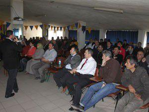 Beyşehir Belediyesi işçilere eğitim semineri verdi