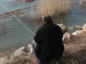Sportif olta avcılığı da yasaklandı