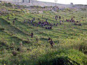 Son 24 saatte bin Suriyeli Türkiyeye geçiş yaptı