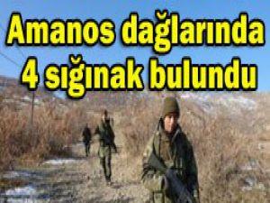 Hatayda PKKya operasyon
