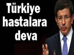 Hasta denilen Türkiye dertlere deva