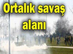 İstanbulda nevruz savaşı