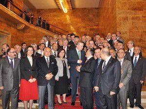 Konya İl Genel Meclisi Ankarada