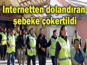Polisten büyük darbe